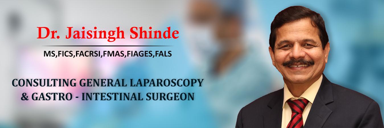 Best Laparoscopic, Endoscopic, Gastro-Intenstinal and General Surgeon In Pune